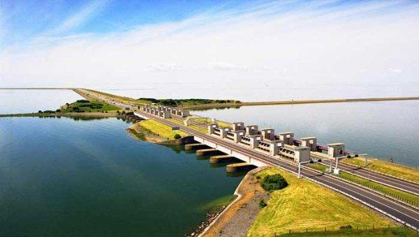 Energia azul Holanda