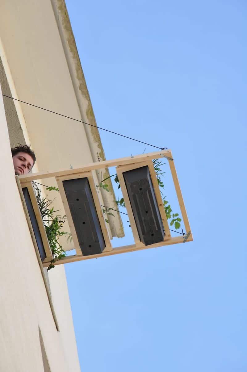 Jardin vertical para ventanas 4