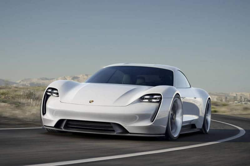 Porsche Mission EConcept