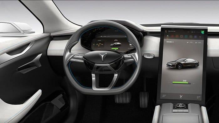 Youxia X interior