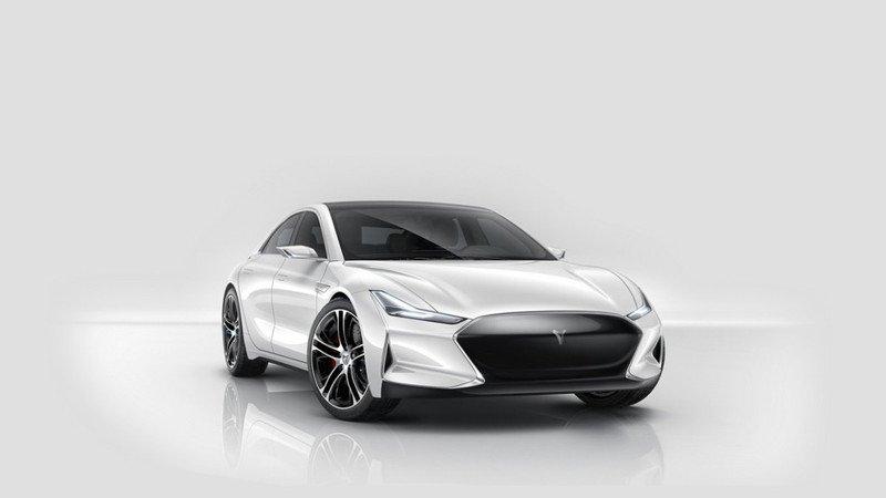 Youxia X. El coche eléctrico chino que quiere rivalizar con el Tesla Model S