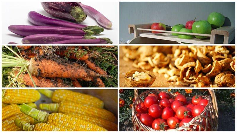 7 colores de alimentos que son buenos para tu salud