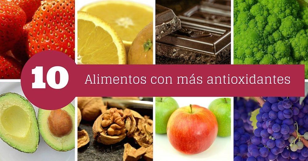 Los 10 alimentos con m s antioxidantes - Alimentos con probioticos y prebioticos ...