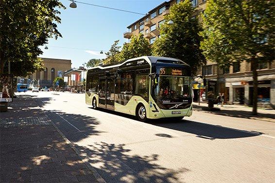 Los autobuses eléctricos pueden ahorrar millones de euros a las ciudades