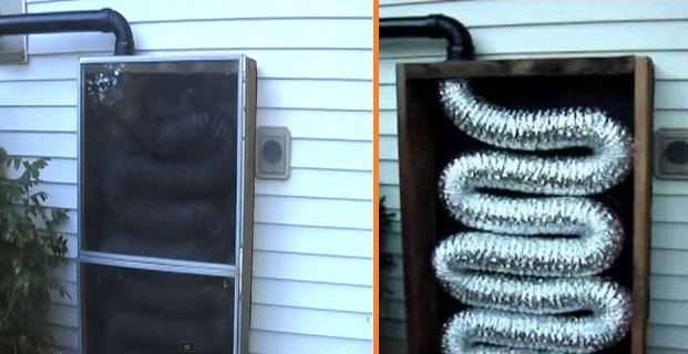 Cómo Hacer Una Calefacción Solar Casera