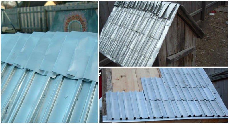 Como-hacer-tejas-con-latas-de-aluminio7