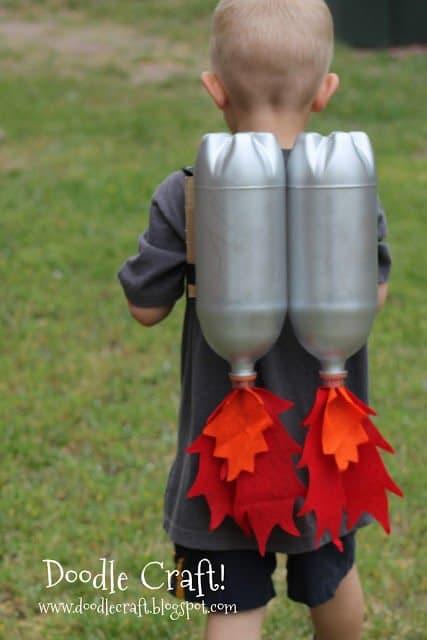 Como hacer un Super Cohete espacial5