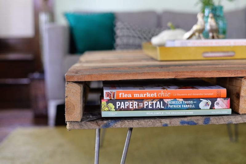 Como hacer una mesa con un palet4