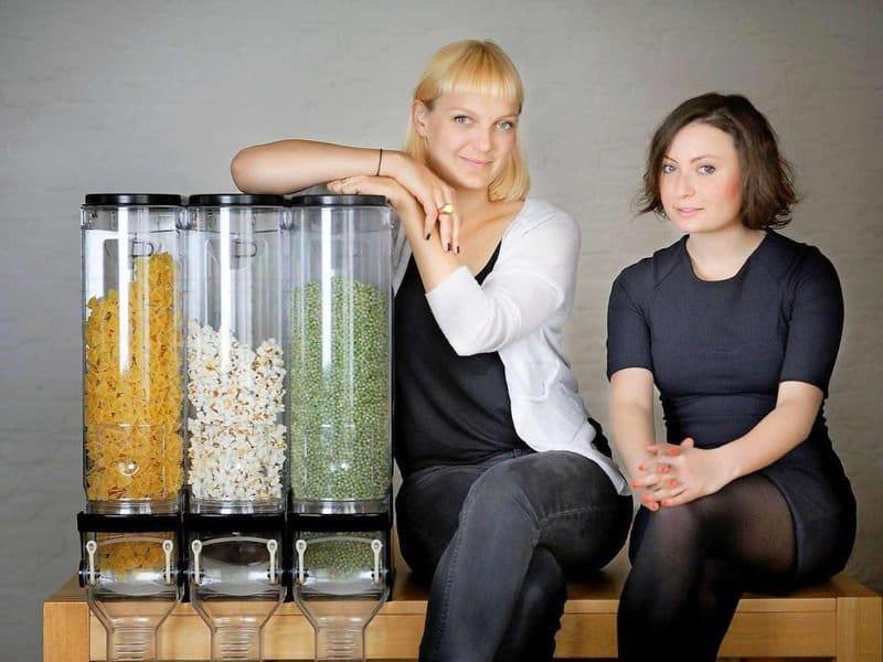 Creadoras del primer supermercado 0 residuos del mundo