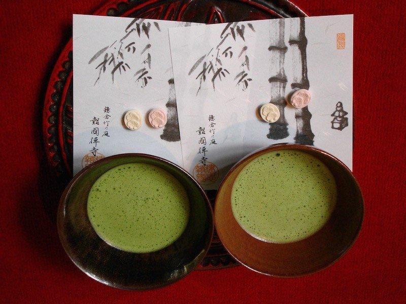 Te verde tradicional