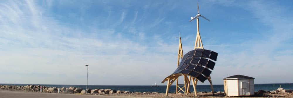 Giraffe 2.0. Energía renovable 24 horas al día todo el año