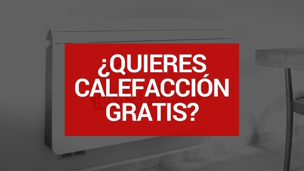 Calefaccion-gratis