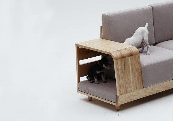 El sofa ideal para tus perros
