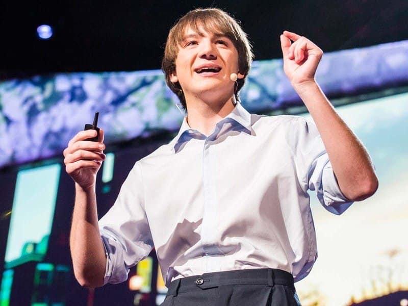 Chico de 15 años desarrolla un método de detección precoz para el cáncer de páncreas