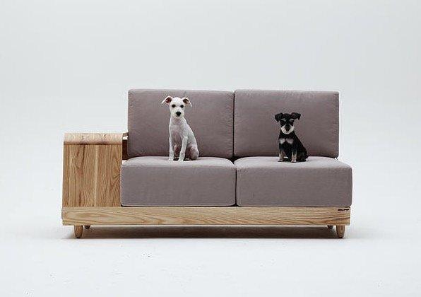 Sofa ideal para tu perro