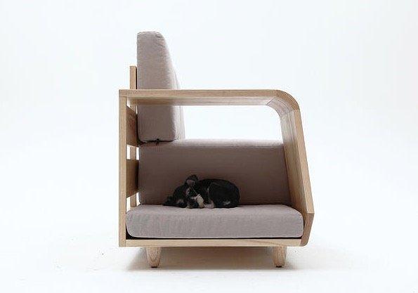 Sofa ideal para tus perros