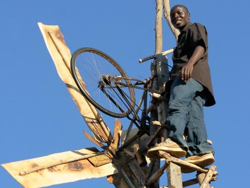 El pequeño granjero que salvó a su familia de la hambruna con un molino casero