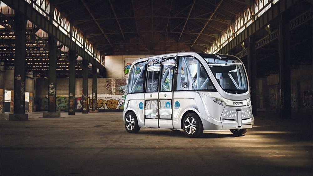 Autobuses autónomos empezarán a funcionar en Suiza en 2016