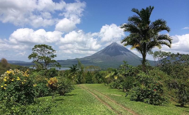 Costa Rica paraiso natural