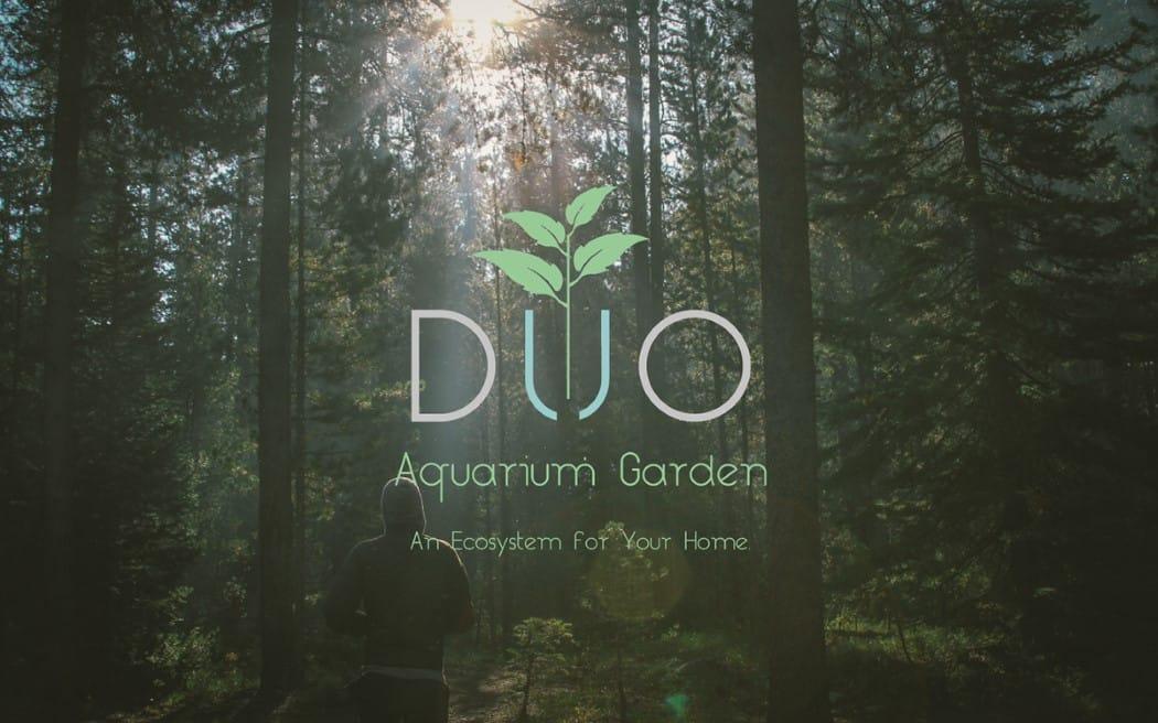 Duo-aquarium-garden
