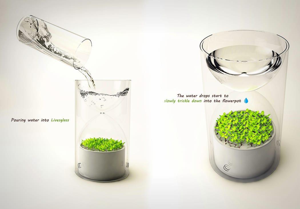 El Invernadero de bolsillo para tus plantas