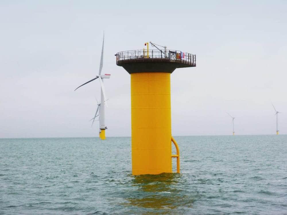 El mayor parque eólico marino del mundo1