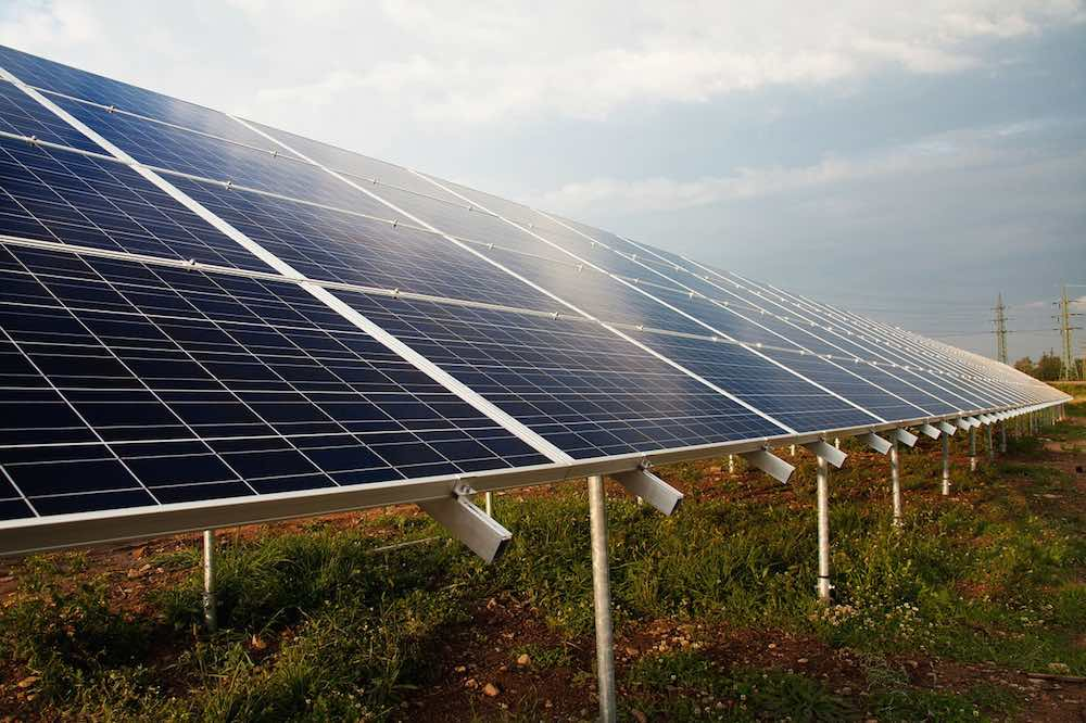 Granja solar Woodland