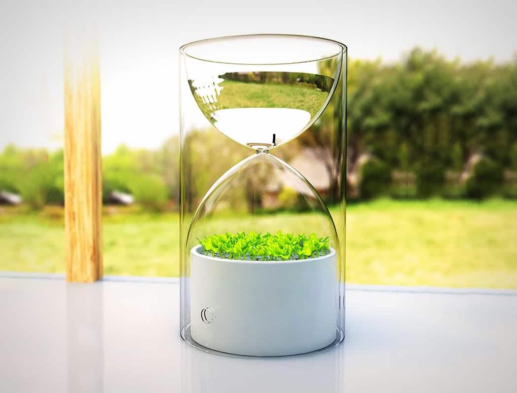 Invernadero de bolsillo para tus plantas