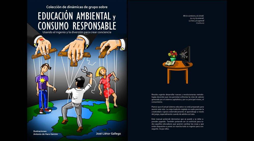Libro Educación Ambiental y Consumo Responsable