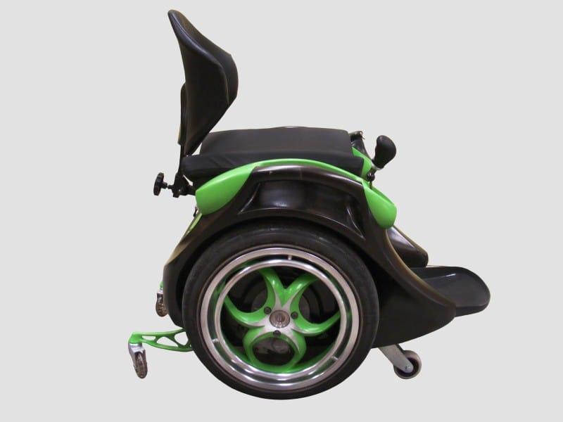Silla de ruedas Ogo lateral