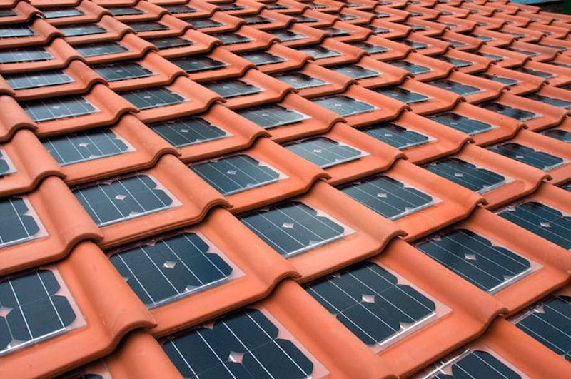 Tejas solares fotovoltaicas el futuro de la energ a solar - Futuro precio vivienda ...