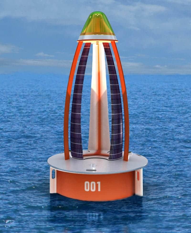 Triton, la boya marina autosuficiente3