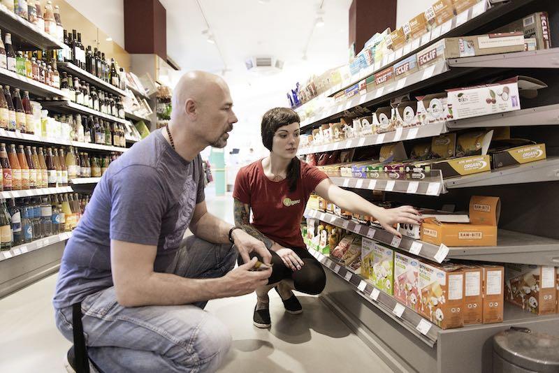 Berlín tiene el primer supermercado 100% vegano de Europa