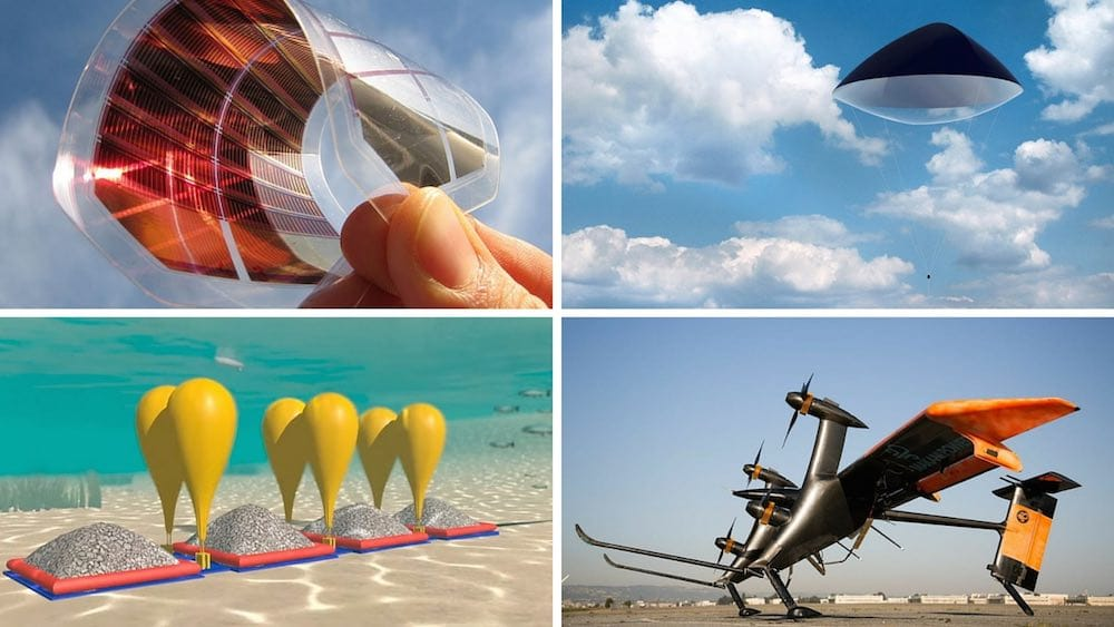 Innovaciones sobre energias renovables que te sorprenderán
