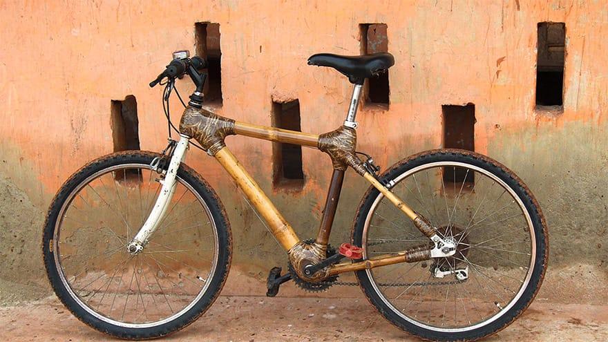 Ghana Bamboo Bikes. Fabricando bicicletas ecológicas de bamboo en Ghana