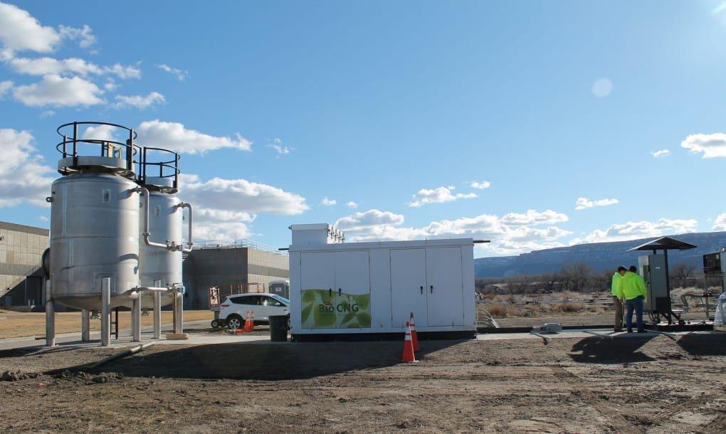 Grand Junction biodigestor