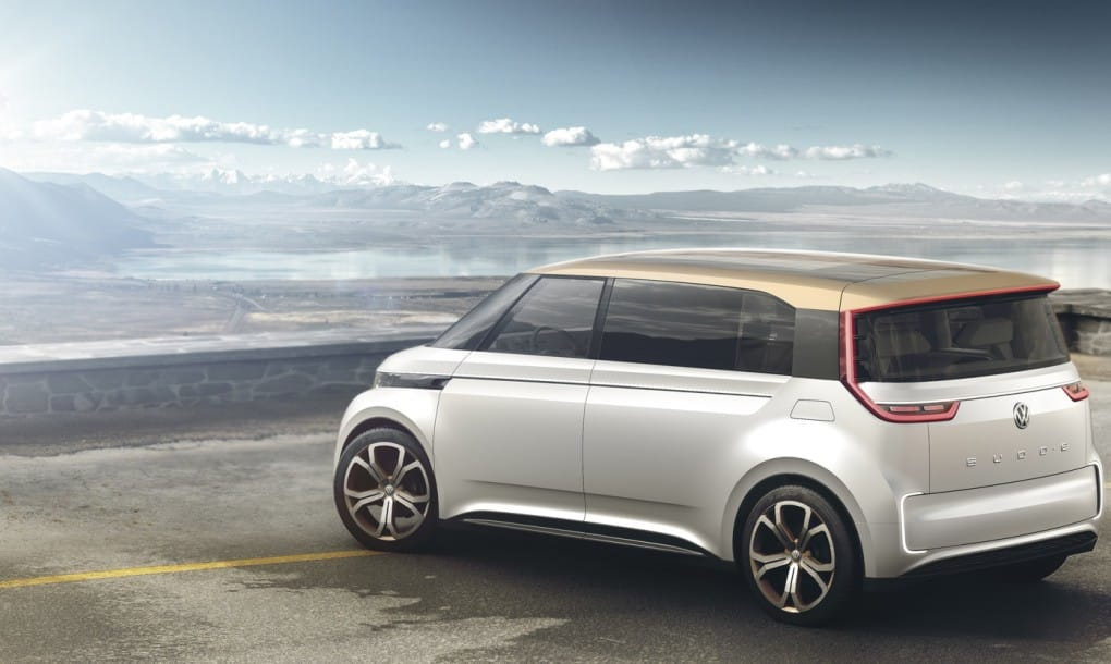 Volkswagen BUDD-e1