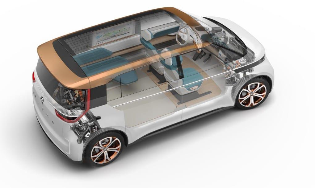Volkswagen BUDD-e6