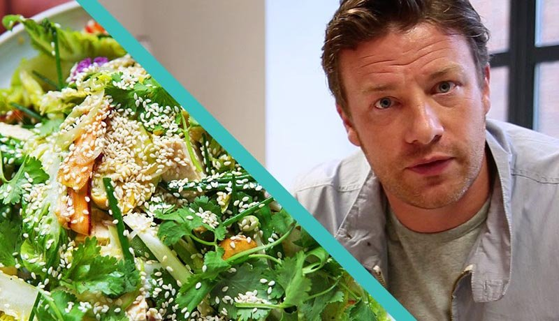 35 Recetas Veganas del chef Jamie Oliver