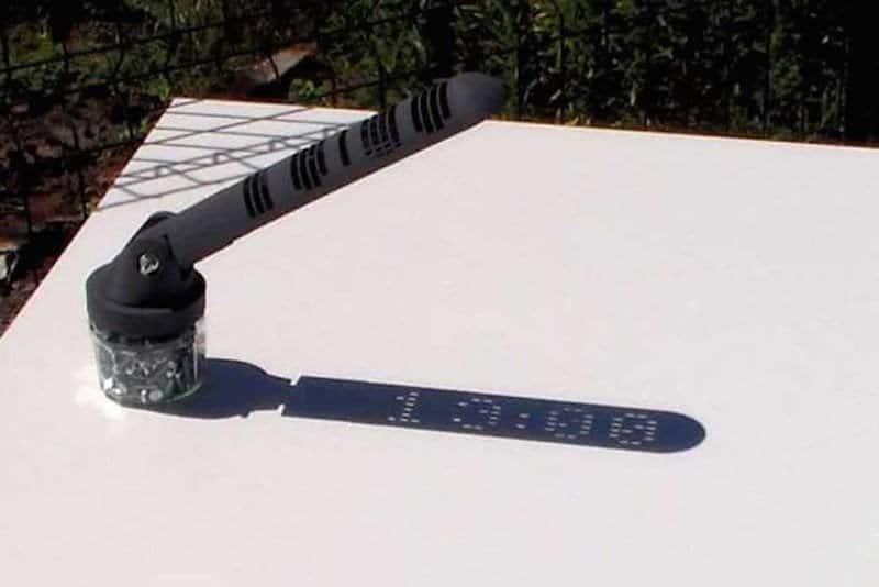 Reloj-solar