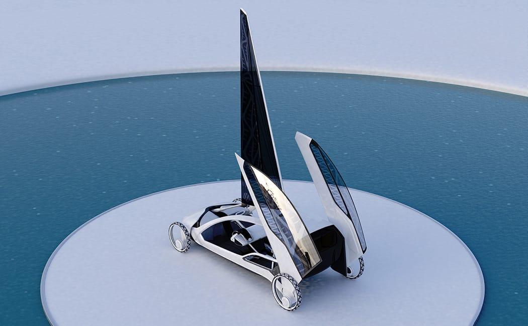 Coche solar Volkswagen6