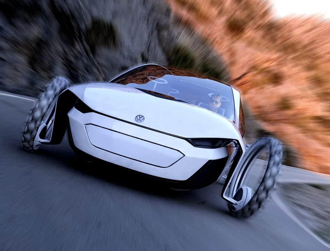 Coche solar Volkswagen8