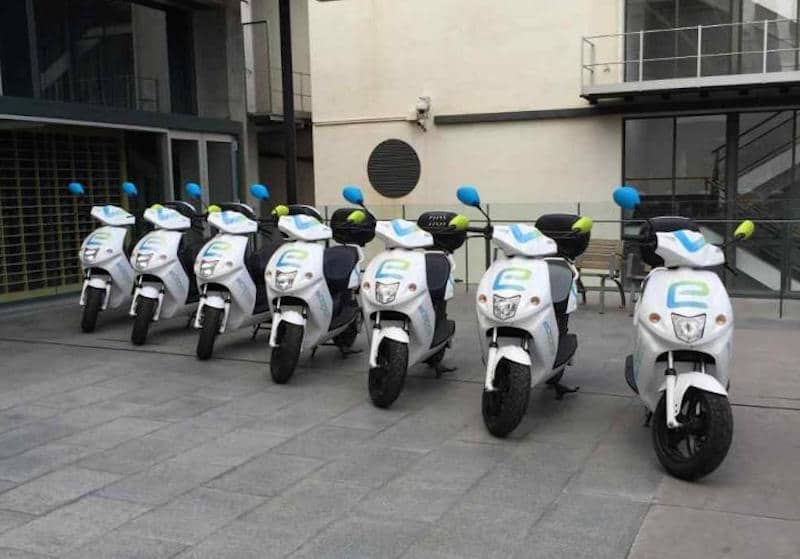 Cooltra motos electricas Barcelona