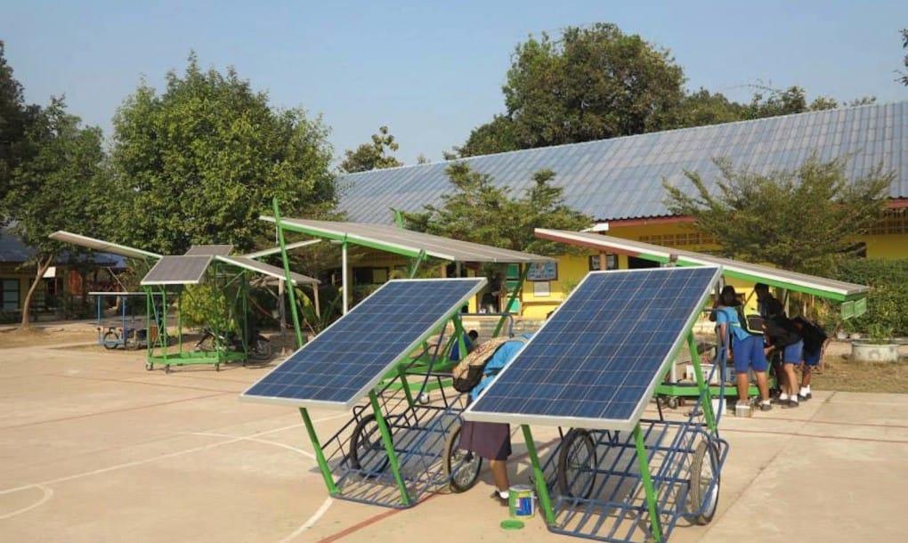 Escuela Solar autosuficiente en Tailandia5