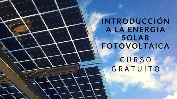 Curso Online Gratuito De Instalador De Paneles Solares