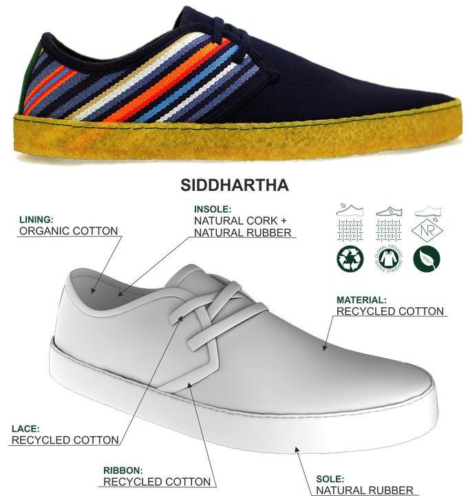 Vesica Piscis Footwear 1