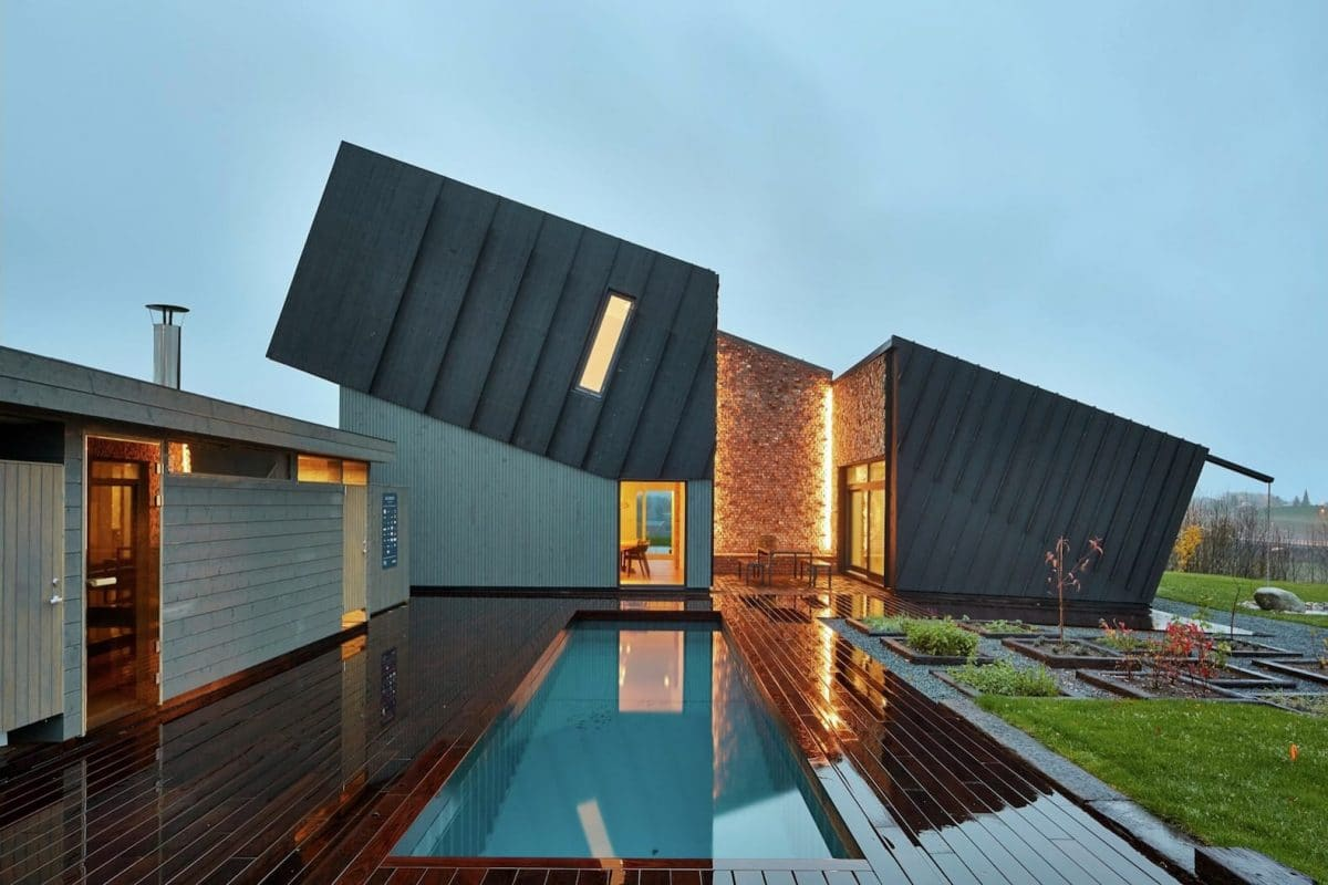 ZEB Pilot House by Snøhetta in Norway
