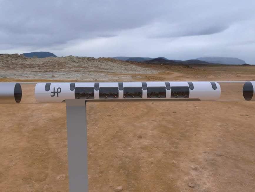 Un equipo español gana el concurso de diseño de Hyperloop