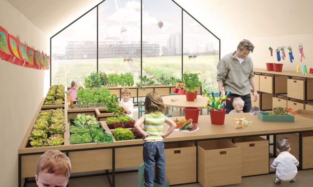 Agricultura en preescolar