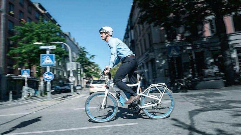 Bicicleta H2 Linde1
